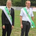 Die zwei Bezirkmeister kommen aus Celle