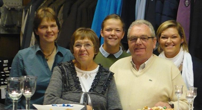 Familie Ekkert Meinecke