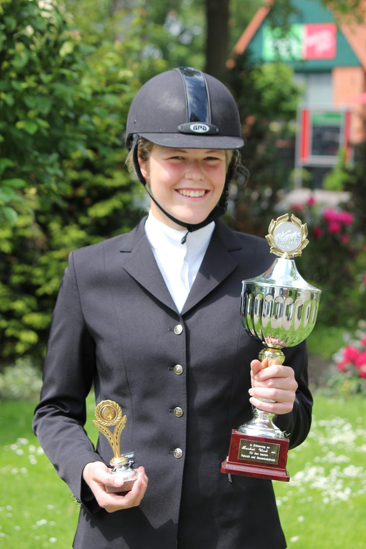 Marcella Meinecke Turniersieger